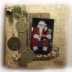 The Miracle of Christmas is Love - Scrapbook.com
