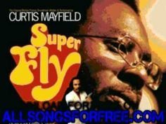 Super Fly is the third studio album by American soul and funk musician Curtis Mayfield, released in July 1972 on Curtom Records. It was released as the soundtrack for the Blaxploitation film of the same name. Lps, Soul Funk, R&b Soul, Soul Jazz, Brian Wilson, Marvin Gaye, The Script, Miles Davis, Beatles