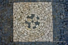 Portugal, Environmental Signs, Pure Image, Black White, Belem, Street Furniture, Pavement, Rhodes, Regional