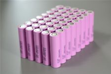 Samsung ICR18650 26F Li-ion 2600mAh 3.7V Rechargeable vape Battery Genuine Flat