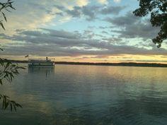 Lake Geneva, WI. The Grand Belle of Lake Geneva.