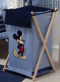 Blue Mickey Mouse Hamper                                                                                                                                                                                 More