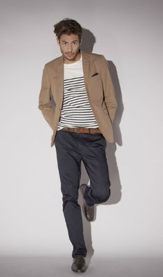 Diggin this outfit Mode Masculine, Sharp Dressed Man, Well Dressed Men, Mens Fashion Shoes, Love Fashion, Stylish Men, Men Casual, Nautical Fashion, Nautical Dress