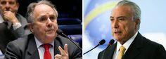 """""""A suspensão do Programa Brasil Alfabetizado, decretada por Michel Temer e…"""