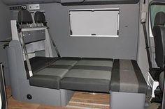 DOMO ReiseVan Manufactur ist spezialisiert auf den Ausbau und Umbau von Kleintransportern - Domo Reisevan GmbH