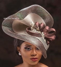 Ciara And Russell Wilson Attend Royal Ascot As Husband & Wife African Hats, African Dresses For Kids, Facinator Hats, Fascinators, Black Couple Art, Race Day Fashion, Philip Treacy Hats, Dresses For The Races, Fascinator Hairstyles