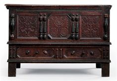 sunflower chest - Google Search