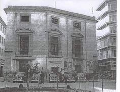 Plaza Cardenal Belluga - Actual Moneo