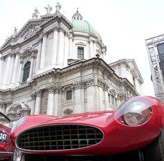 Mille Miglia Mantova Italy