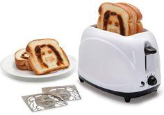 「毎朝あなたを食べたいの…」大好きな人の顔をパンに焼き付ける「セルフィートースター」がスゴイ!
