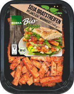 EDEKA Bio + Vegan Soja Bratstreifen