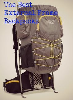 Over the last few years, external frame backpacks have seen a sort of comeback, if you can call it that. After a long absence on the market, they have begun to resurface with new and innovative designs. While there areRead more...