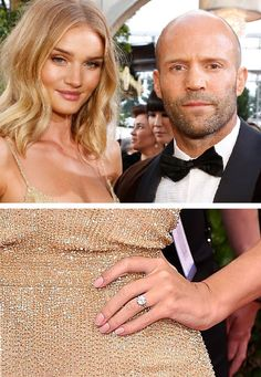 Best Celebrity Engagement Rings In Photos