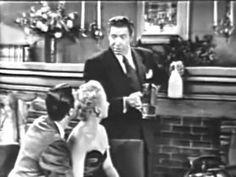 VINTAGE 1951 CARNATION MILK COMMERCIAL - HARRY VON ZELL (ANNOUNCER GEORGE BURNS & GRACIE ALLEN SHOW)