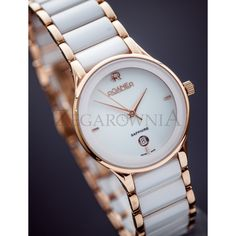 ZEGAREK DAMSKI ROAMER CERALINE http://zegarownia.pl/zegarek-damski-roamer-ceraline-67798149-25-60
