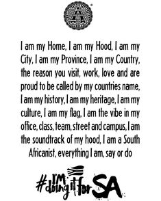 #DoingitforSA #thesouthafricanist @converse.za @jbl_southafrica @southafrican_artists @southafrica @southafricanpropertyblogger Country Names, Together We Can, My Heritage, Converse, Typography, Artists, History, Instagram, Letterpress
