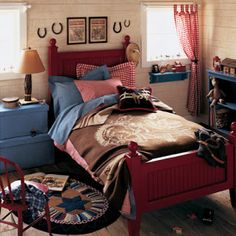 I promise I'm going to redo my kid's room soon...