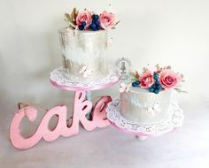 Double Trouble - Cake by Firefly India by Pavani Kaur