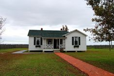 Blog Post: Great River Road -The Johnny Cash Boyhood Home