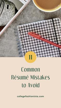Things Not To Put On A Resume Enchanting The 10 Most Common Resume Mistakes To Avoid  Pinterest  Career .
