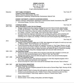 media & publishing resume sample - http://exampleresumecv.org/media-