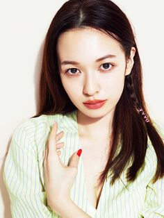 Light Igari Makeup Look Beautiful Japanese Girl, Erika, Asian Beauty, Pretty Girls, Eyebrows, Makeup Looks, Hair Makeup, Make Up, Female