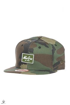 Czapka New Era Patched Tone Snapback