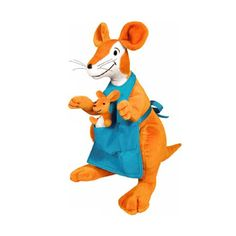 Katy No-Pocket Soft Toy- new at Jazams in Princeton! Sweet Stories, Curious George, Diy Doll, Softies, Scooby Doo, Little Ones, Childrens Books, Dinosaur Stuffed Animal, Plush