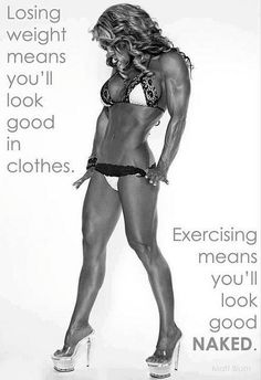 Quote as to why I work out.