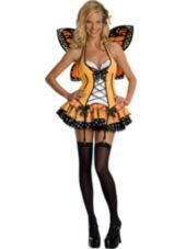 Fantasy Butterfly Costume Adult-Party City