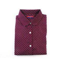 Originální dámská košile se vzorem – s puntíky – Velikost L Na tento  produkt se vztahuje de5d14c605