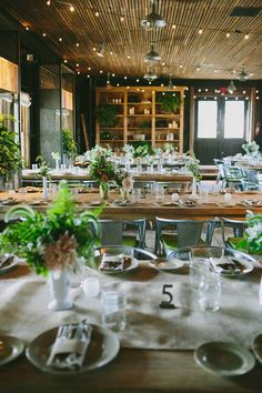 August wedding at Terrain at Styers Flowers by Love 'n Fresh Flowers Photo by Amber Vickery