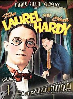 Stan Laurel and Oliver Hardy weren't always a team. They started separately in silent films (Hardy in 1913, Laurel in 1917) and didn't become the hapless duo we know today until 1927. Prior to that, h