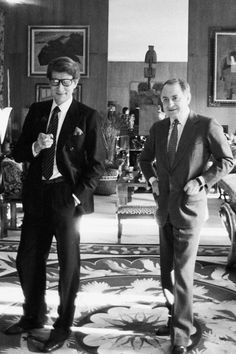 Yves Saint Laurent Film - Pierre Berge Ban Biopic - Jalil Lespert Bertrand Bonello (Vogue.com UK)