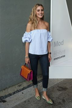 Olivia Palermo - Guests Attend the StyleWatch x Revolve Fall Fashion Party - August 12, 2015