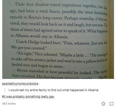 WHAT HAPPENED IN ALBANIA REYNA?! ~JAMIE