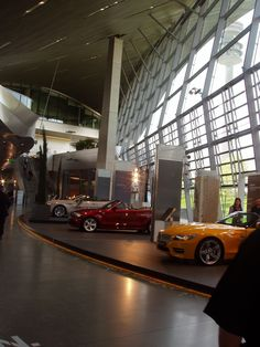 BMW-World - Museum Munich (been there)