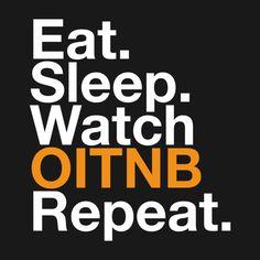 Awesome 'OITNB' design on TeePublic!