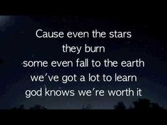 "Jason Mraz - I won't give up [lyrics]  Figurative Language   Similes, metaphors, hyperboles  mentions ""god knows we're worth it"" (religion/spiritual-->discuss as author's perspective if it is brought up)"