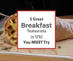 5 Great Breakfast Restaurants in Oklahoma City You Must Try | Oklahoma City Moms Blog