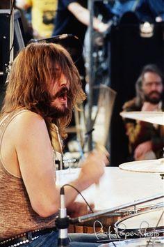 John Bonham / Led Zeppelin, 1973