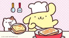 Sanrio Wallpaper, Pochacco, Sanrio Characters, Room Paint, My Melody, Cute Drawings, Wall Prints, Chibi, Creepy