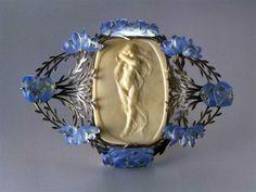 René Lalique cameo