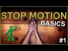 How to Make Stop Motion Videos – Animation ideas Animation Classes, Animation Stop Motion, Frame Animation, Animation Film, Larry Nelson, Filmmaking Books, Stop Motion Photography, Digital Photography, Stop Motion Movies