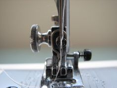 Basic Maintenance: Tension & Skipped Stitches  |  Colette Blog