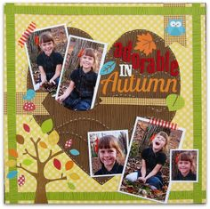 Happy Harvest by Doodlebug Design Christine Meyer