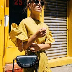 Sunny days are upon us 🌝 @margoandme #Margoandme #Handbags #Chloe #ChloeHandbags #ChloeLover #chloesunglasses #SunnyDays #Style #Blogger #Yellow #sundressseason