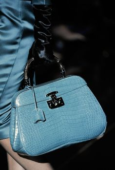 Amazing colour:  Gucci - F/W 2013