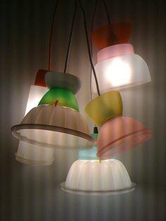 tupperware lamps!