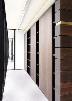 Home Interior Design — Semi open Interior Design Home Interior Design Institute, Home Interior Design, Interior Architecture, Interior Decorating, Design Interiors, Flur Design, Wall Design, House Design, Casa Milano